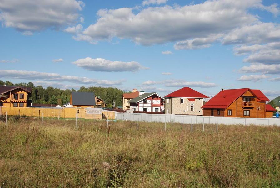 Коттеджный посёлок  «Огниково Парк» по адресу Московская обл, Истринский р-н, Огниково п в 34.2км от МКАД предложения по цене от 1 359 000 руб.