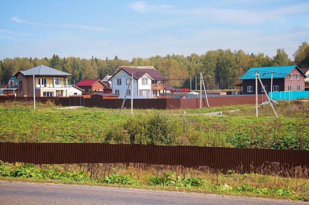 Коттеджный посёлок  «Ельдигинский» по адресу Московская обл, Пушкинский р-н, Ельдигино с в 25.7км от МКАД предложения по цене от 1 617 000 руб.