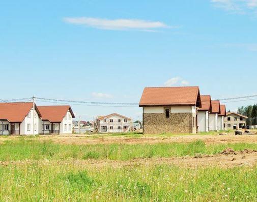 Коттеджный посёлок  «Палитра» по адресу Московская обл, Солнечногорский р-н, Мелечкино д в 41км от МКАД предложения по цене от 2 500 000 руб.