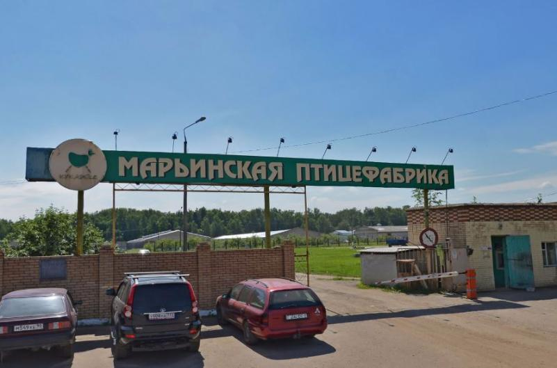 ЖК «На месте Марьинской птицефабрики»