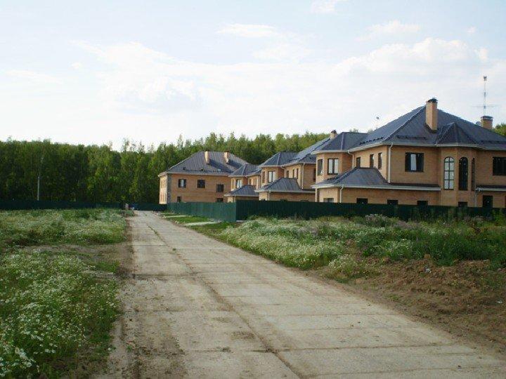 Коттеджный посёлок  «Южные горки» по адресу Московская обл, Ленинский р-н, Мещерино п в 9км от МКАД предложения по цене от 10 000 000 руб.