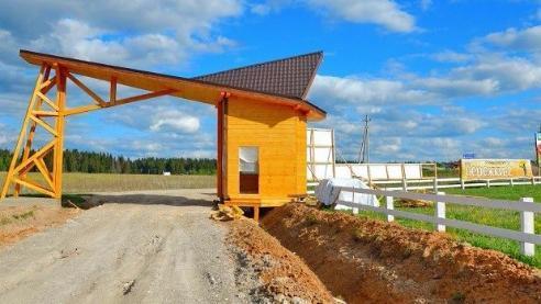 Коттеджный посёлок  «Бережки-2» по адресу Московская обл, Можайский р-н, Бережки-2 кп в 110.4км от МКАД предложения по цене от 228 000 руб.
