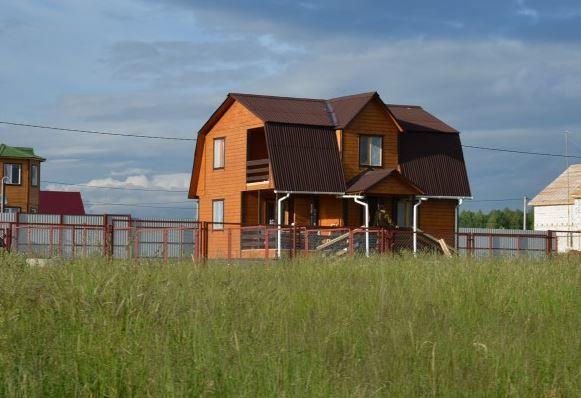 Коттеджный посёлок  «Вороново» по адресу Московская обл, Можайский р-н, Вороново дп в 113км от МКАД предложения по цене от 381 200 руб.