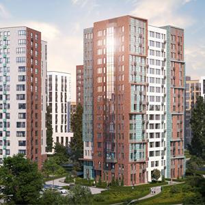 ГК «А101» расширяет предложение квартир бизнес-класса в ЖК «Скандинавия»