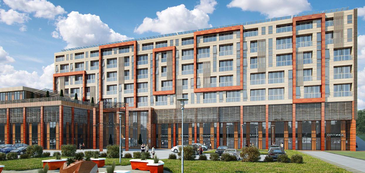 ЖК «Apart Ville Fitness & Spa Resort» (Apartville, Апартвилль)