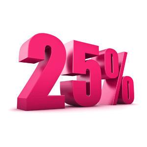 Новогодние скидки от ГК «Рассвет» до 25%