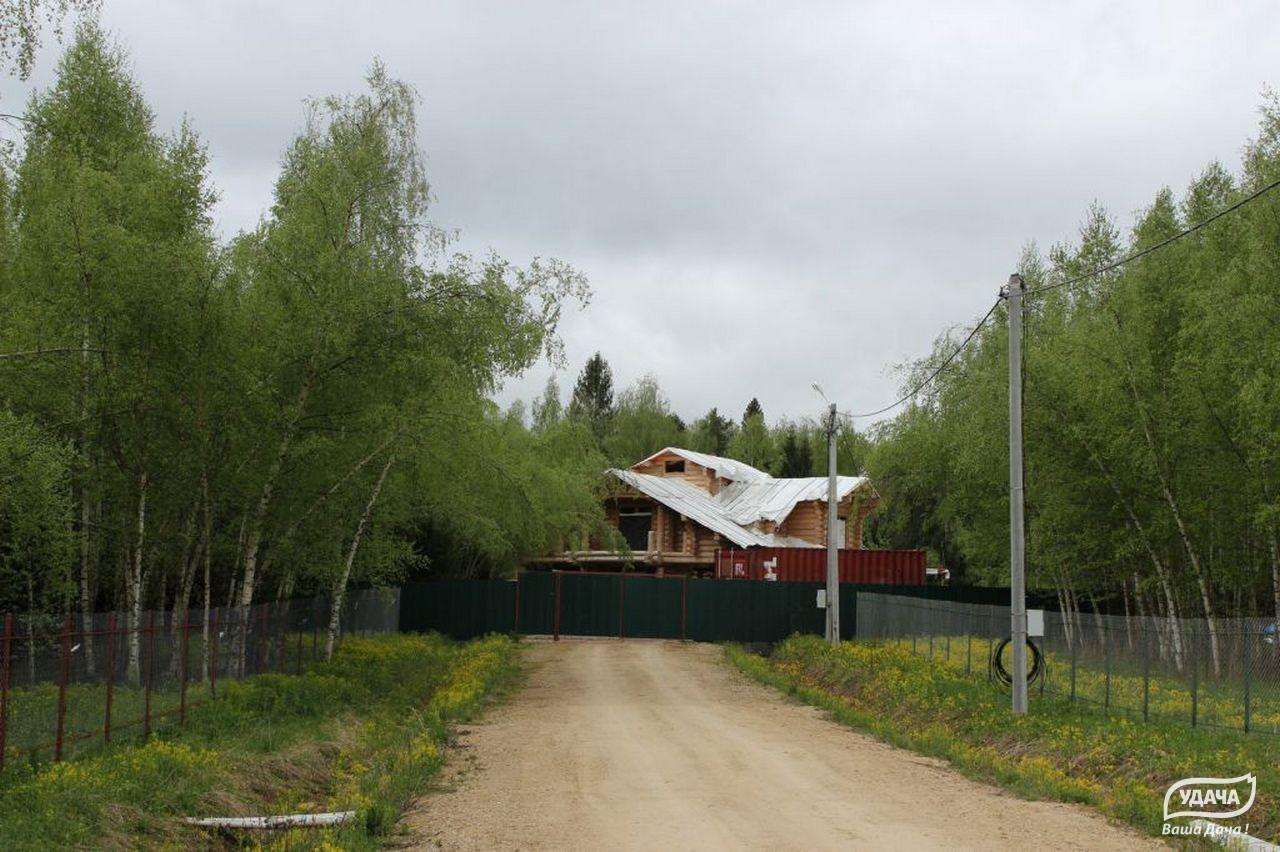 Коттеджный посёлок  «Исконы» по адресу Московская обл, Шаховской р-н, Репотино д в 110.8км от МКАД предложения по цене от 410 000 руб.