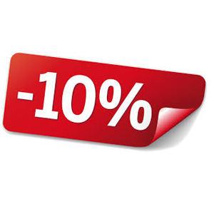 Скидки 10 % в ЖК «Тополя»
