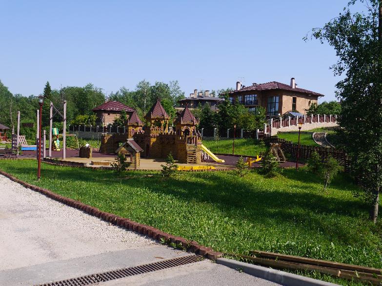 Коттеджный посёлок  «Променад (La Promenade)» по адресу Москва г, Филимонковское п, Променад кп, НАО, Филимонковское предложения по цене от 35 970 000 руб.