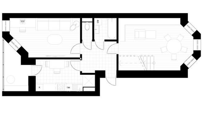 Планировки дом 22