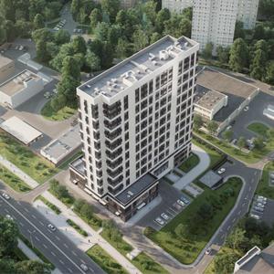 Открыты продажи апартаментов с отделкой White Box в ЖК «Любовь и голуби»