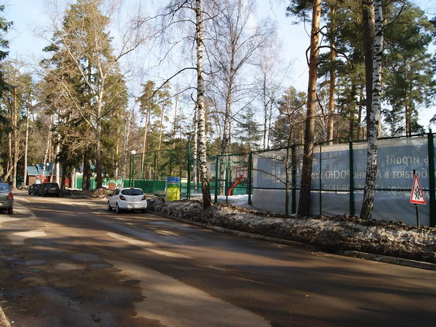Коттеджный посёлок  «Жуковка-2» по адресу Московская обл, Одинцовский р-н, Барвиха п в 6км от МКАД