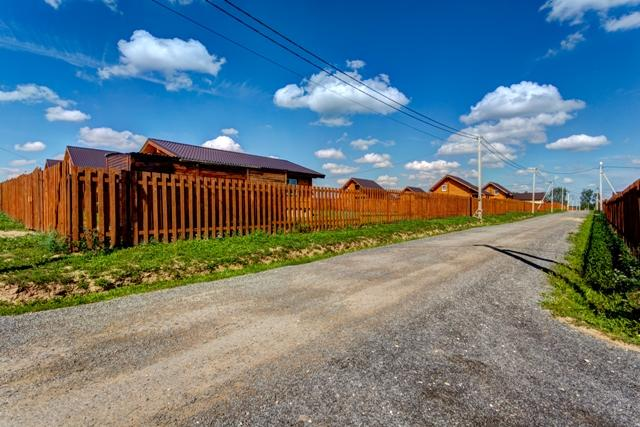 Коттеджный посёлок  «Солнечная поляна» по адресу Московская обл, Сергиево-Посадский р-н, Каменка д в 33.5км от МКАД предложения по цене от 2 900 000 руб.