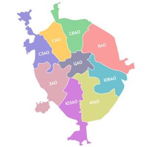 Новые районы на карте недвижимости бизнес-класса