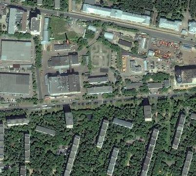 ЖК «На территории промзоны 41» (Октябрьское поле)