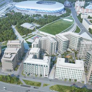«ВТБ Арена – Центральный стадион «Динамо» имени Льва Яшина» введен в эксплуатацию