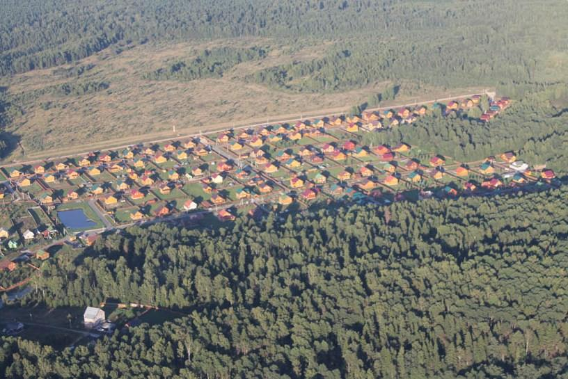 Коттеджный посёлок  «Дарьино» по адресу Московская обл, Александровский р-н, Струнино д в 67.4км от МКАД предложения по цене от 5 600 000 руб.
