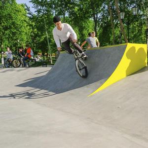 В ЖК «Испанские кварталы» появится спортивное ядро со скейтпарком