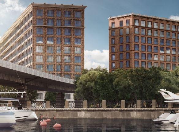 Лофт-комплекс «Docklands» (Доклендс)
