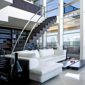 Количество двухуровневых квартир и апартаментов в ЦАО увеличилось почти на 15%